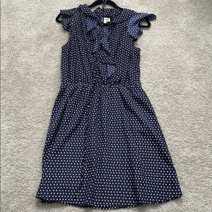 Maison Jules polka dot dress, pockets